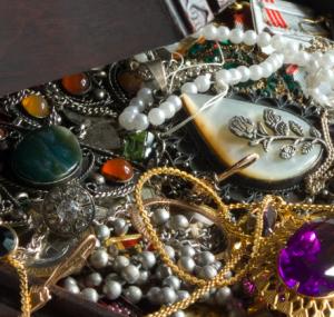 Ankauf von Gold un Schmuck aus Erbschaften